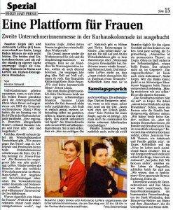 Eine Plattform für Frauen